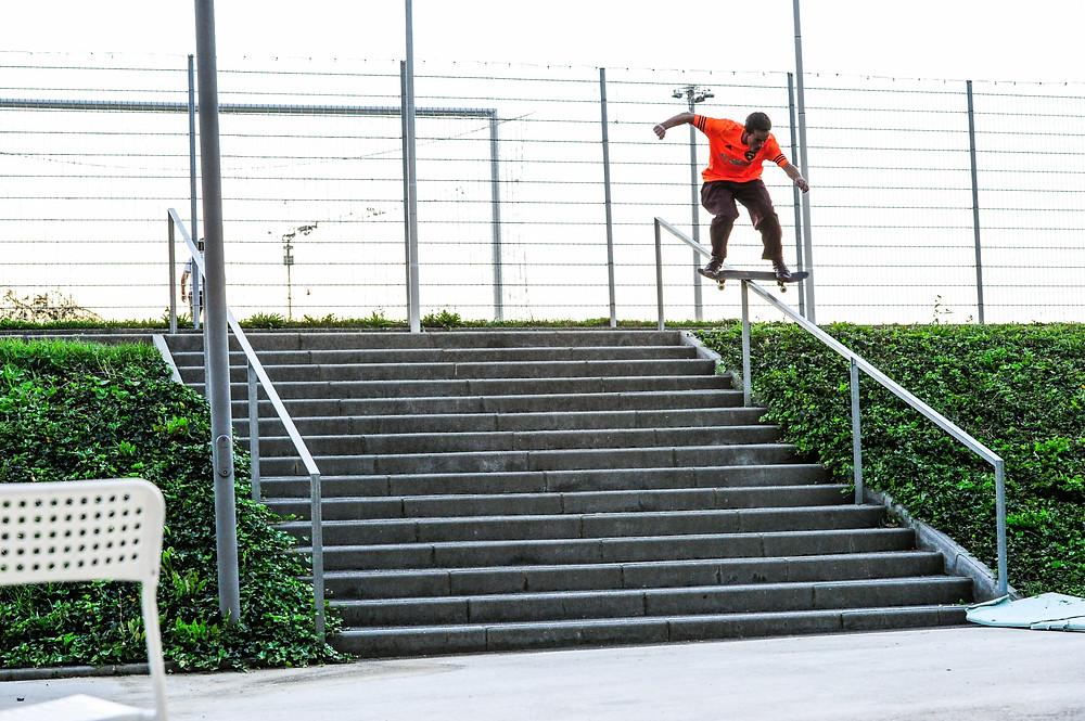 Fred Ploque-Santos board slide vovray-4
