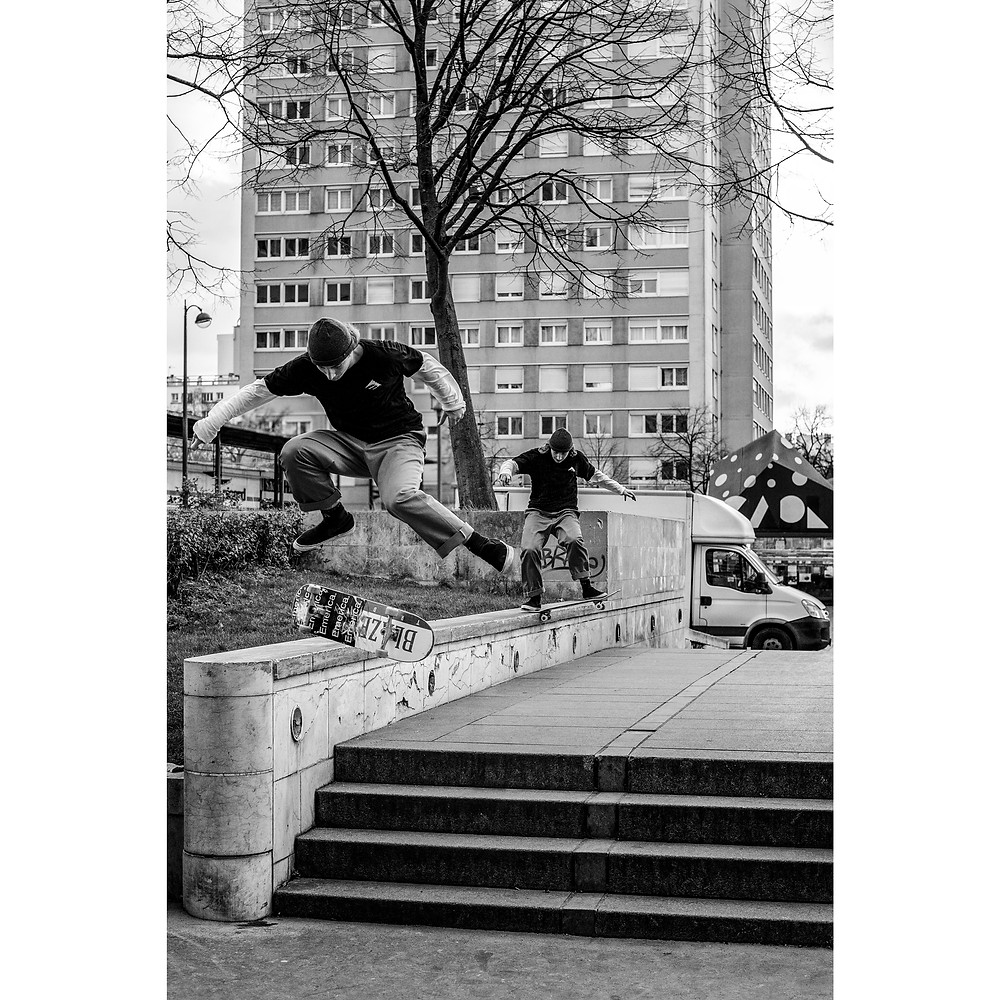 matisse-banc_noseslide-nollie-flip-out_2-bw