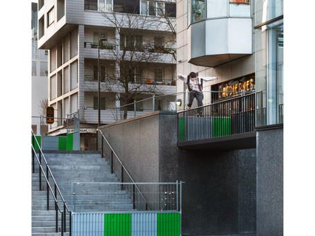 OG 2000 x Cinquième Terrasse – Tchock