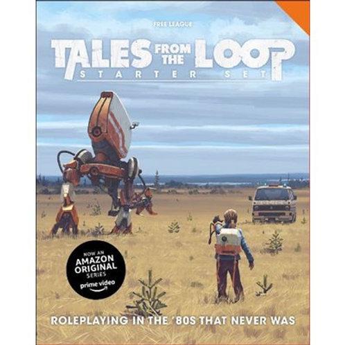 Tales From the Loop RPG - Starter Set