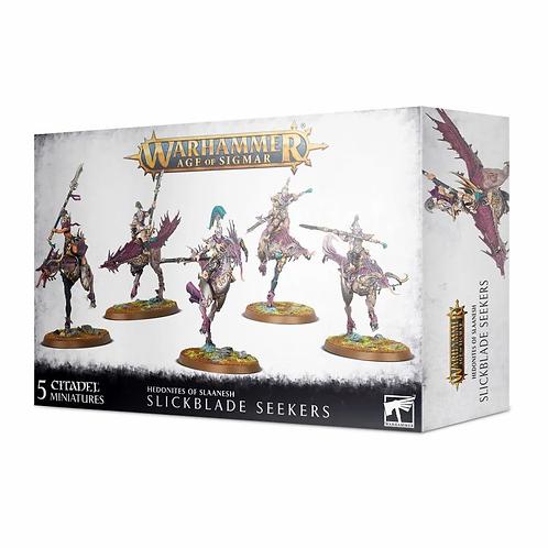 Slickblade Seekers - Hedonites of Slaanesh