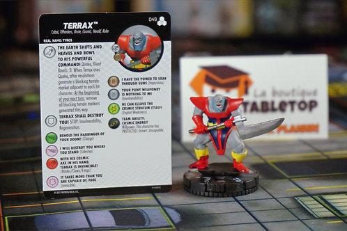 049 Terrax - Fantastic Four Future Foundation