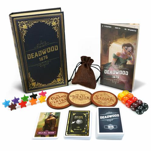 Deadwood 1876 (ENG)