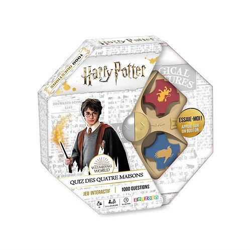 Harry Potter - Quiz des quatre maisons