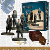 Ravenclaw Students (ENG) - Harry Potter Miniatures Adventure Game
