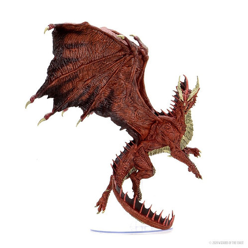 D&D Adult Red Dragon - Icons of the Realms