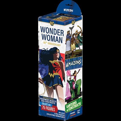 Booster Heroclix DC Wonder Woman 80th Anniversary