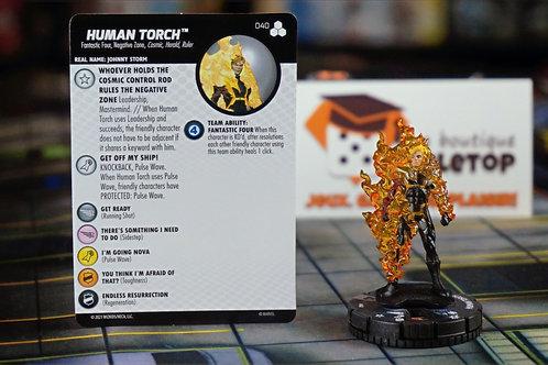 040 Human Torch - Fantastic Four Future Foundation