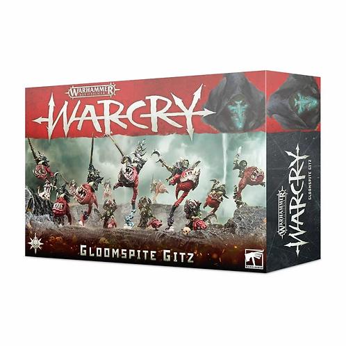 Warcry: Gloomspite Gitz (multilingue)