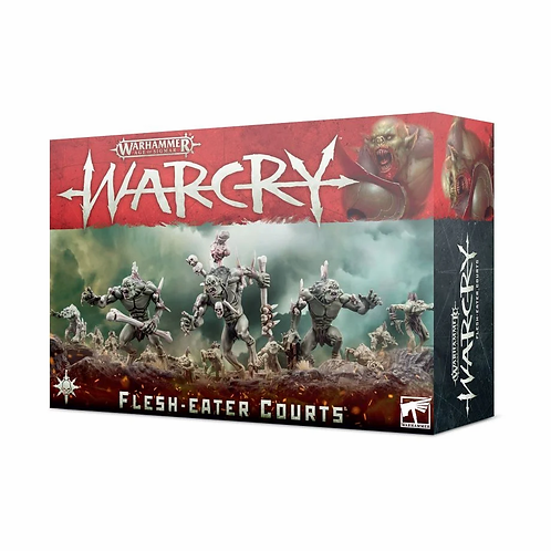 Warcry: Flesh-Eater Courts (multilingue)