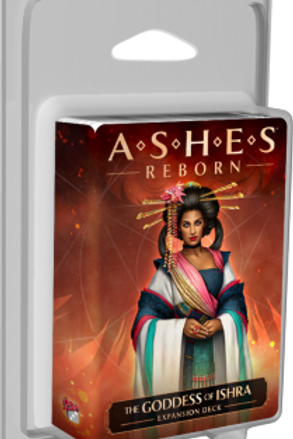 The Goddess of Ishra - Ashes Reborn: Rise of the Phoenixborn Expansio