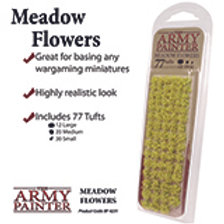 Meadow Flowers - Battlefield Essentials - The Army Painter