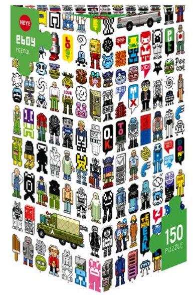 Art Lab Puzzle - Peecol 150 mcx