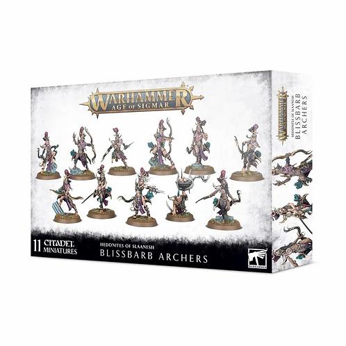 Blissbarb Archers - Hedonites of Slaanesh