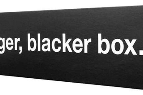Cards Against Humanity: Bigger Blacker Storage Box