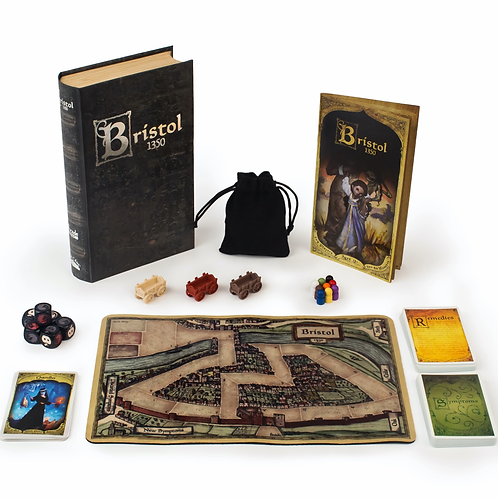 Bristol 1350 - Deluxe Edition with Kickstarter Exclusives (ENG)