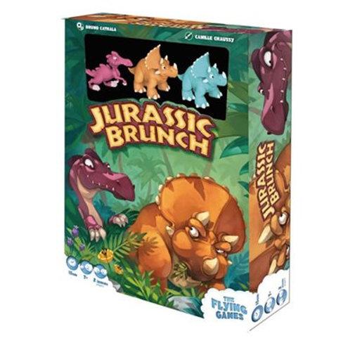 Jurassic Brunch (multilingue)