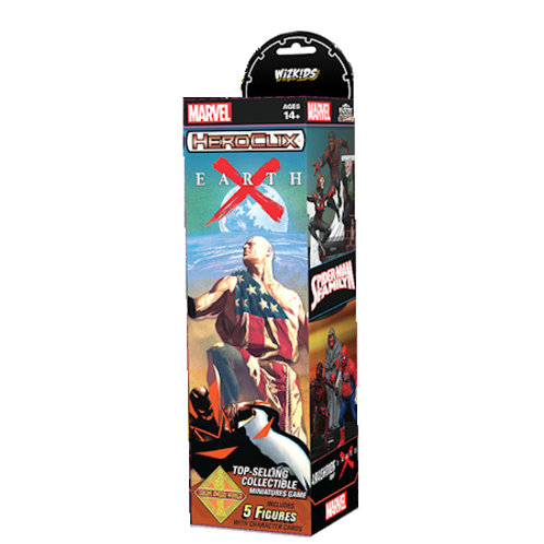 Marvel Heroclix - Earth X booster