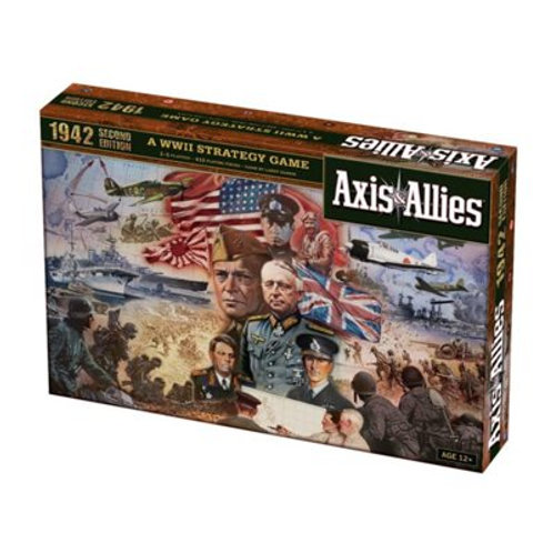 Axis & Allies 1942, 2nd edition (ENG)