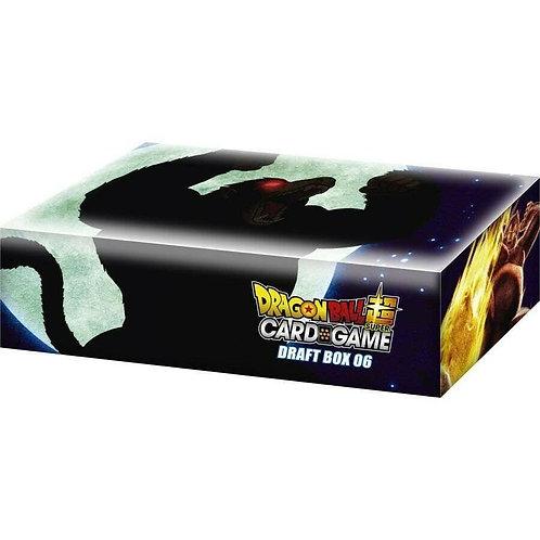 Dragon Ball Super DBS Draft Box 06 - Giant Force