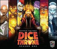 La Boutique Tabletop, Dice Throne
