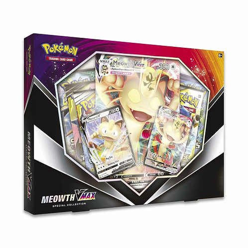 Meowth VMax Special Collection - Pokemon TCG
