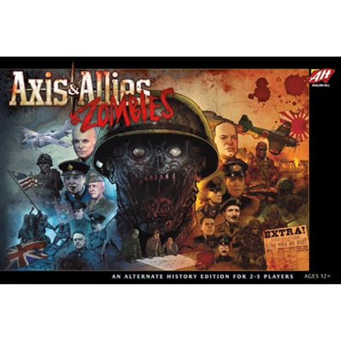 Axis & Allies & Zombies (ENG)