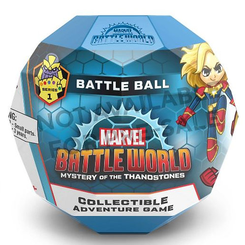 Marvel Battleworld - Battle Ball