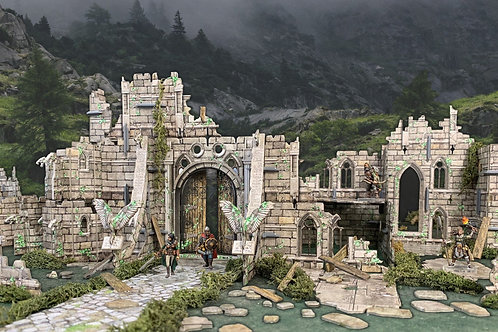 Ruined Monastery (Battle Systems)