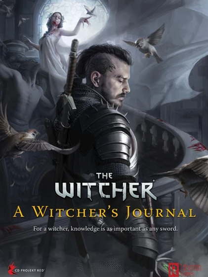 A Witcher's Journal - The Witcher Role-Playing Game