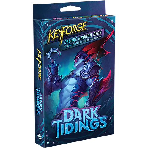 Keyforge: Dark Tidings Deluxe Archon Deck -pré-commande