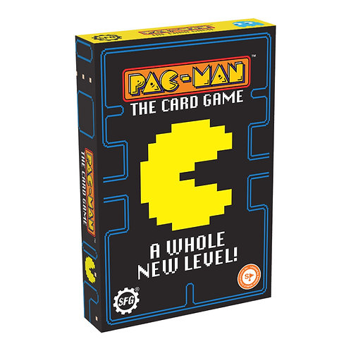 Pac-Man, The Card Game (multilingue)