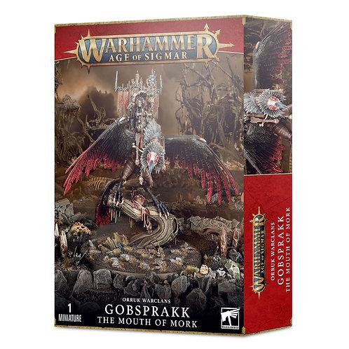 Gobsprakk, the Mouth of Mork - Orruk Warclans