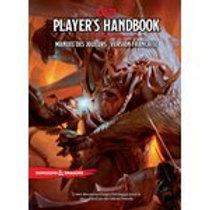 Manuel des joueurs - D&D Player's Handbook FR