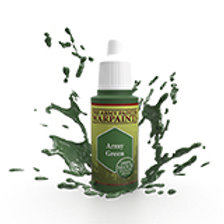 Army Green - Acrylic Warpaints - The Army Painter