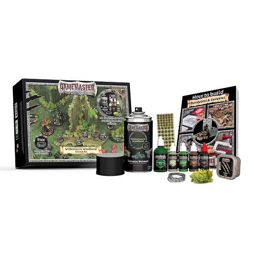 Gamemaster: Wilderness & Woodlands Terrain Kit