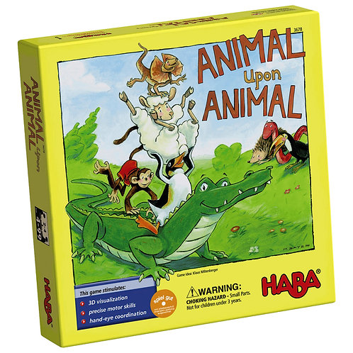Animal Upon Animal (multilingue)