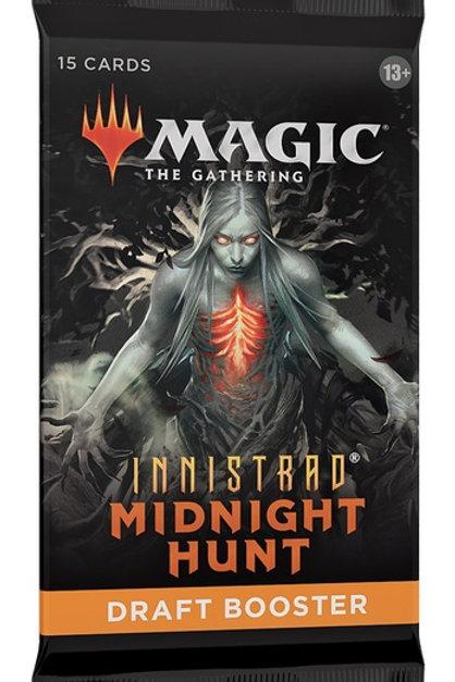 Innistrad Midnight Hunt - Draft Booster MTG