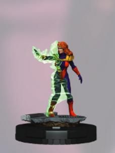 Carmella Unuscione 041 Heroclix - X-Men: Rise and Fall