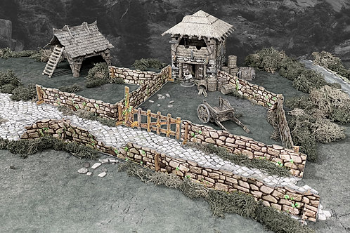 Stone Walls - Battle Systems