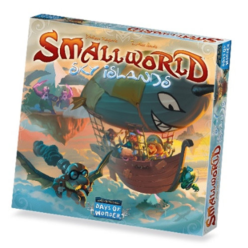 Smallworld Sky Islands (Extension FR)