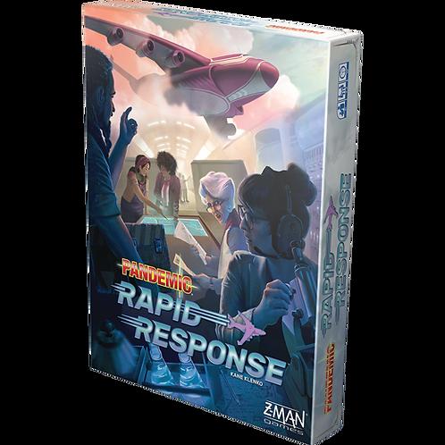 Pandemic: Rapid Response (ENG)