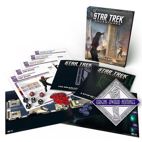 Star Trek Adventures - The Roleplaying Game - Starter Set