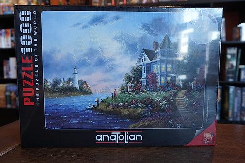 Puzzle Anatolian - 1000 mcx avec image cachée - Victorian Fantasy