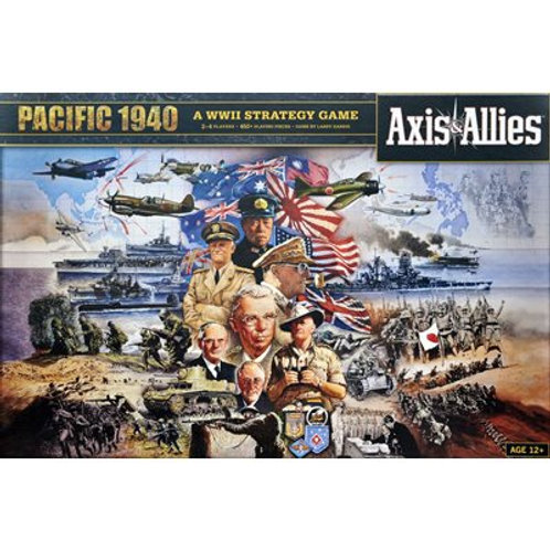 Axis & Allies Pacific 1940 2nd Edition (ENG)