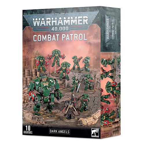 Combat Patrol - Dark Angels