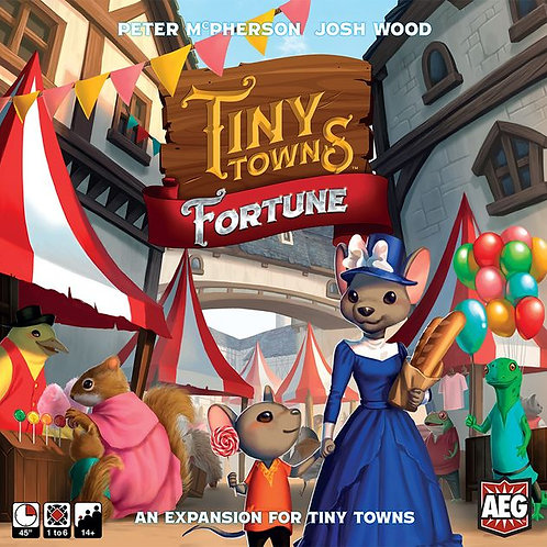 Tiny Towns Fortune (expansion)