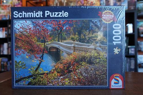 Schmidt Puzzle - 1000 mcx Central Park, NY