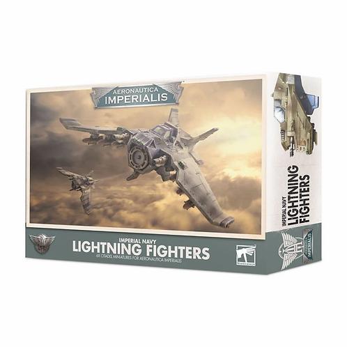 Lightning Fighters - Imperial Navy - Aeronautica Imperialis