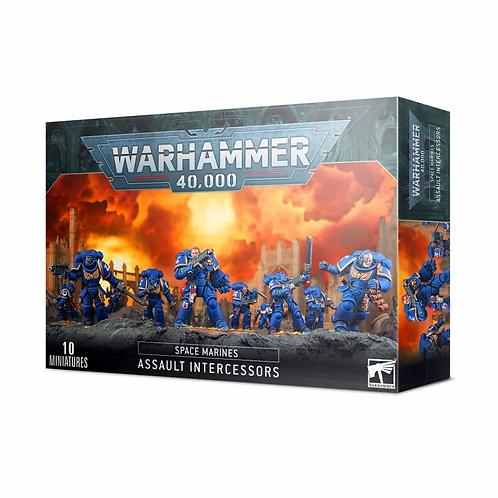 Assault Intercessors - Space Marines - Warhammer 40,000